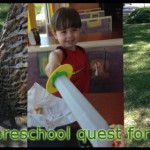 preschool quest for dragons