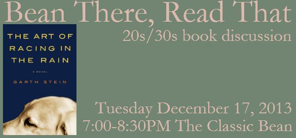 December book discussion