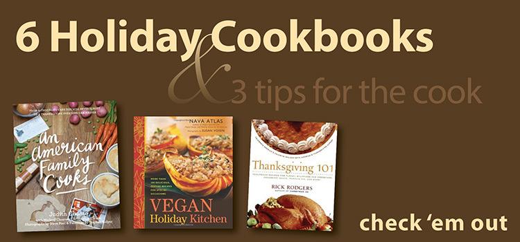 holidaycookbooks