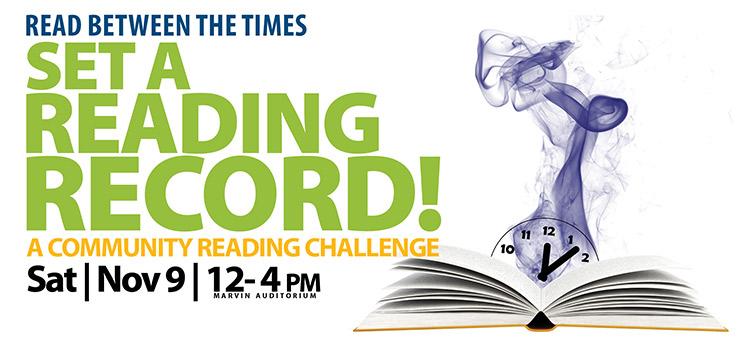 Set a Reading Record!