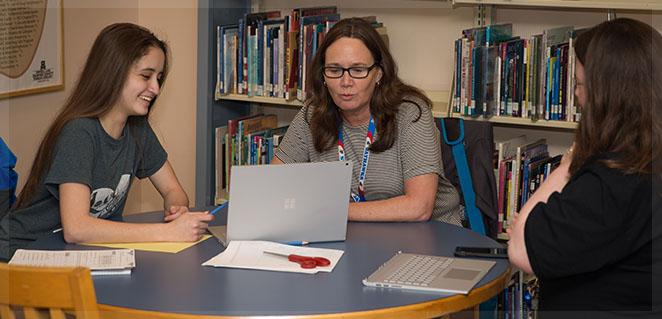 Homework Center Staff