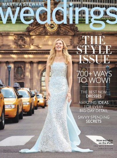 Magazine-Martha Stewart Weddings