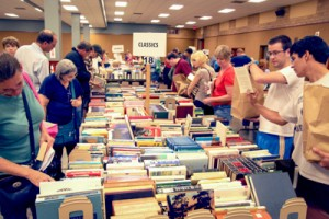 TSCPL Friends Book Sale
