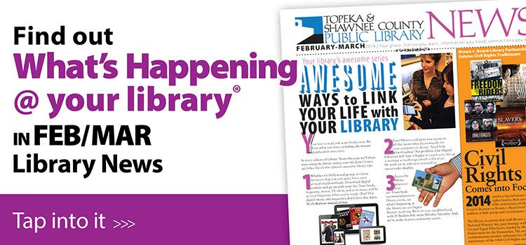 LibraryNewsFEBMAR2014