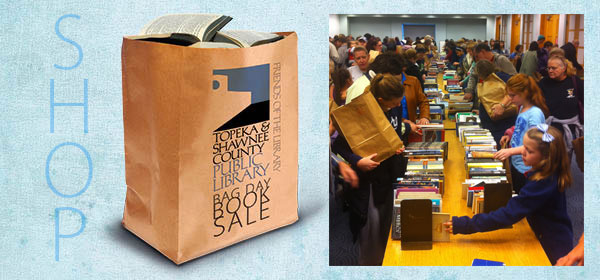 Bag Day Book Sale is July 26