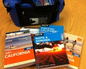 California Travel Bag