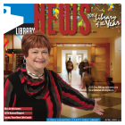 April-May Library News Cover