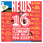 cover of library news dec-jan 2016