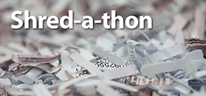 shred-a-thon March 8