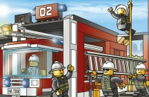 lego fire department 2