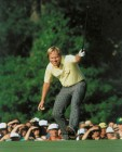 Jack Nicklaus victorious at the 1986 Masters Tournament. From JacknNicklaus.com