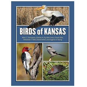 Birds of Kansas book cover