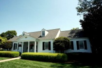 Augusta National's Eisenhower Cabin