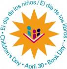 El dia de los ninos/El dia de los libros logo
