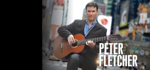 Peter Fletcher performs May 13