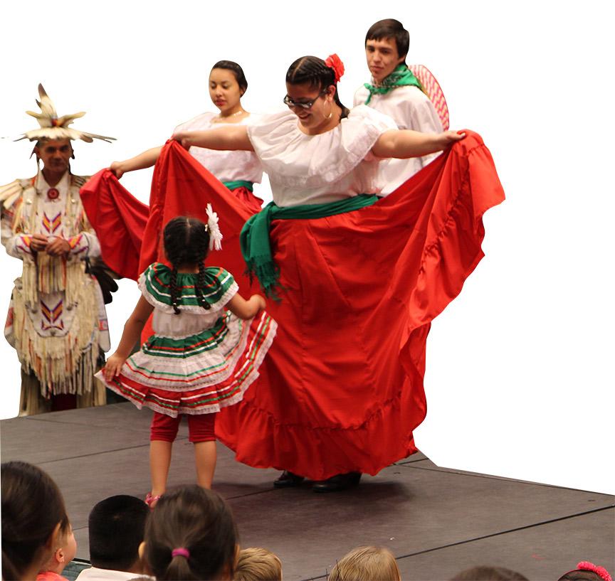 Ballet Folklorico Topeka