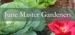 June Master Gardeners image
