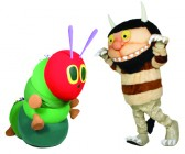 The Very Hungry Caterpillar and The Wild Thing