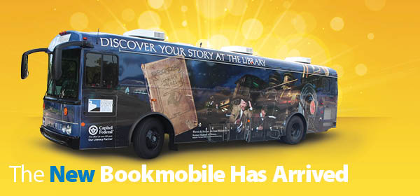 Bookmobile G.O. Web Graphic