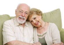 Caregiver Elderly Couple