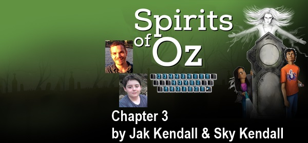 Chapter 3 by Jak Kendall & Sky Kendall