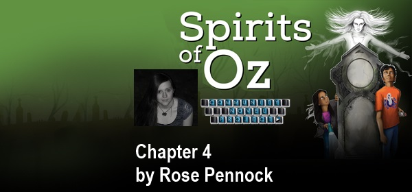 Chapter 4 by Rose Pennock