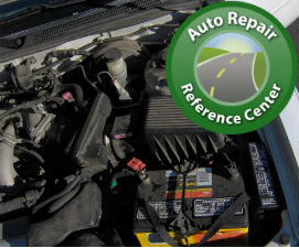 automotive repair reference center