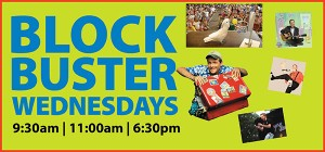 blockbuster wednesday