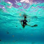 Snorkeling in Saipan