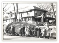First Bookmobile