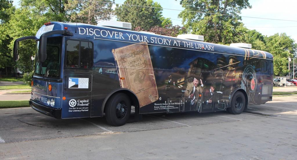 2014 Bookmobile