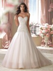 July 14 wedding dress