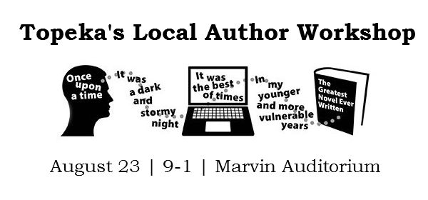 Local Author Fair 8 23 2014
