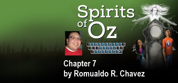 Chapter 7 by Romualdo Chavez