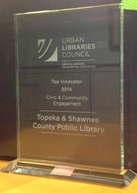 top innovator award