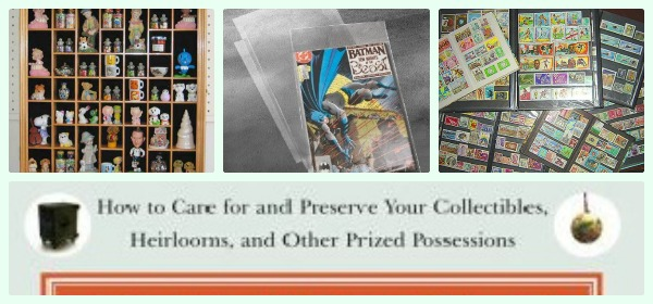 collectibles collage