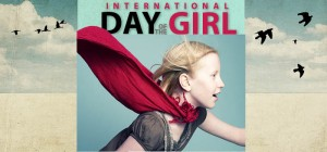 Day of the Girl image - caped girl
