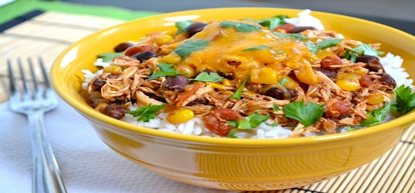 Chicken Taco Bowl1