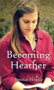 Becoming Heather cover image