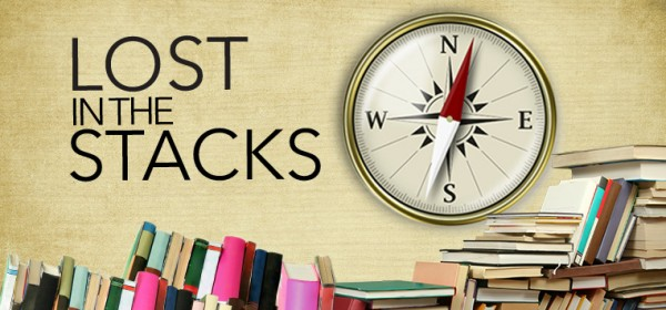 Lost in the Stacks web marquee