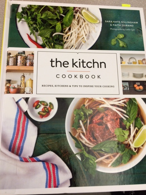 The Kitchn Cookbook1