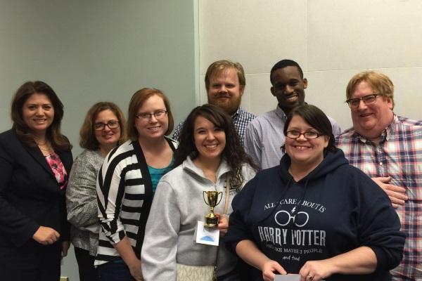 Friday, January 30, 2015 Trivia Winners