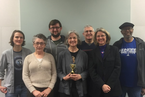 Saturday, January 31, 2015 Trivia Winners