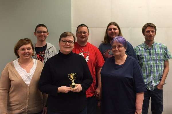 Friday, April 24, 2015 Trivia Night Winners