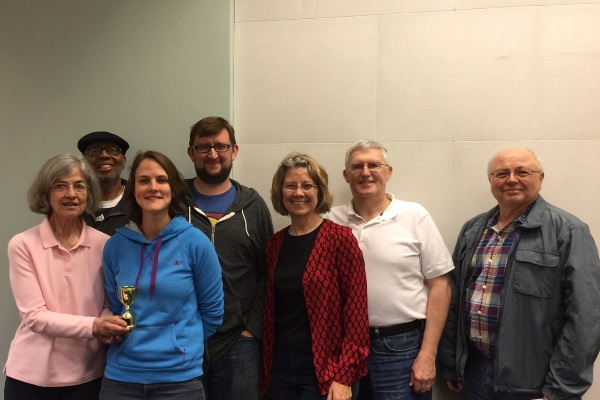 Saturday, April 25, 2015 Trivia Afternoon Winners