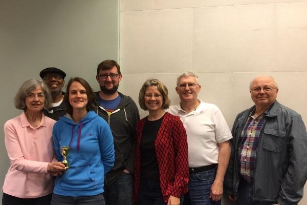 Saturday, April 25, 2015 Trivia Afternoon Winners