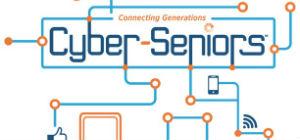 Cyber Seniors - banner