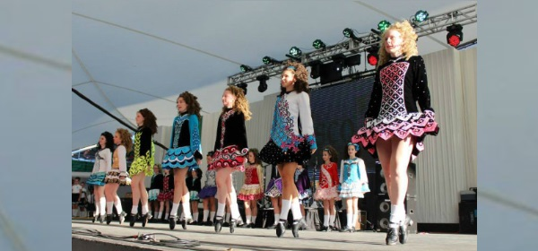 Driscoll Dancers KC Irish Fest 2013