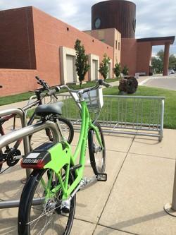bike share library