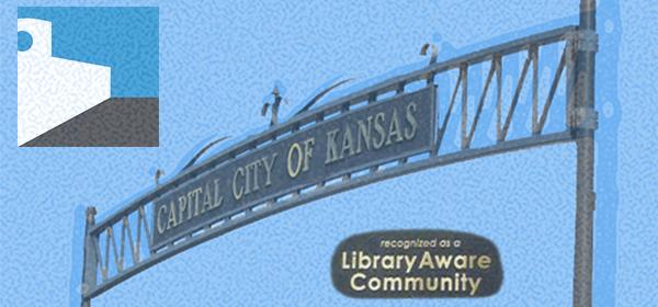 library aware award topeka